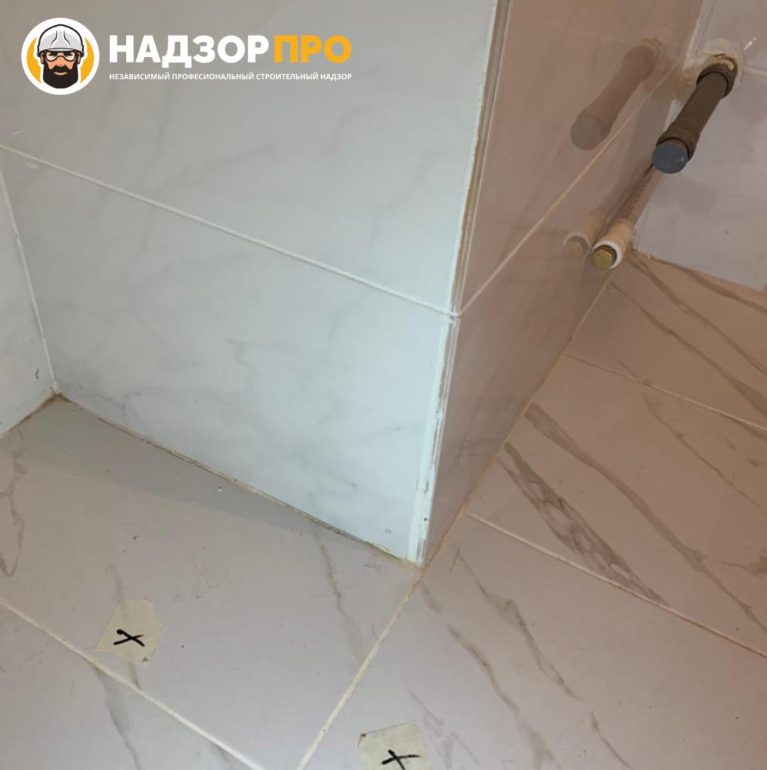 Приемка квартиры специалистами ЖК Новоград Павлино