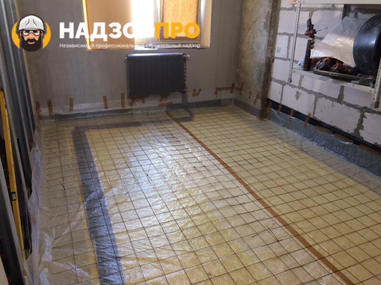 Техконтроль за ремонтом квартиры 1