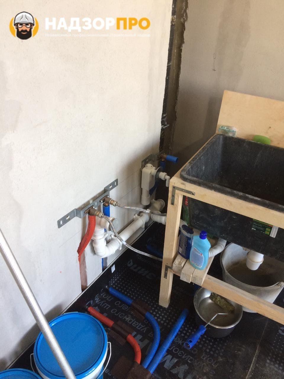 Техконтроль за ремонтом квартиры