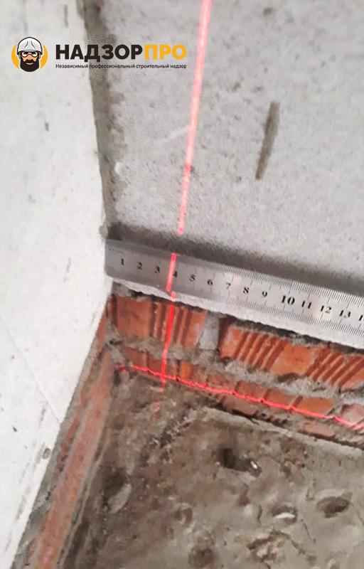Осмотра коттеджа на качество строительных и ремонтных работ